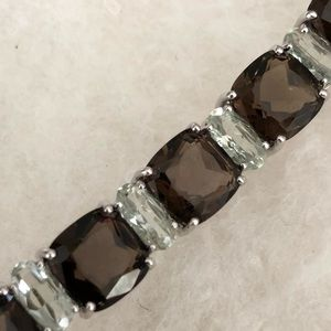 Jewelry - Smoky topaz gemstone bracelet